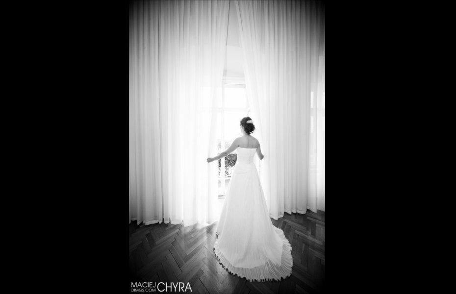 Przygotowania - fot. Maciej Chyra